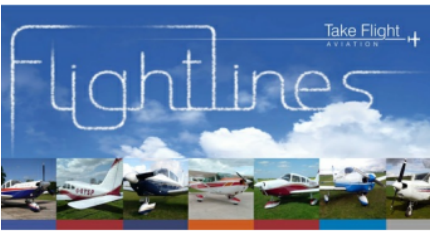 Take Flight Newsletters